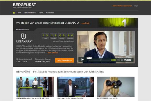 5 neue Deals: Bergfürst, brandnew, Innovestment, Dafiti, Hellofood