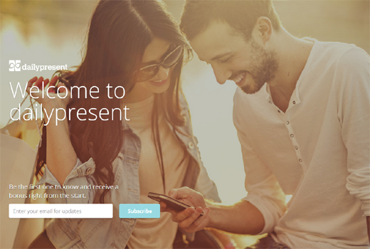 Start-up-Radar: dailypresent