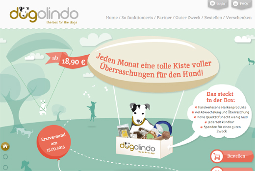 Start-up-Radar: Dogolindo