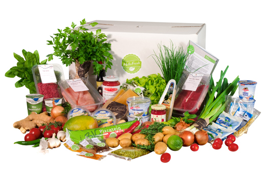Hellofresh sammelt von Phenomen Ventures und Co. 7,5 Millionen Dollar ein