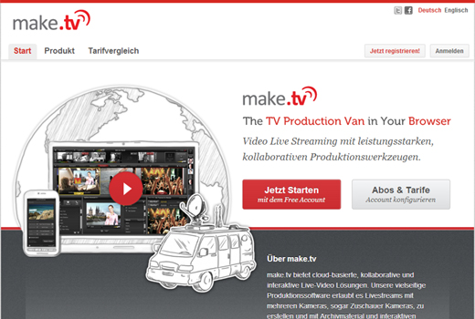 5 neue Deals: make.tv, Phonedeck, The European, audibene, Hellofood
