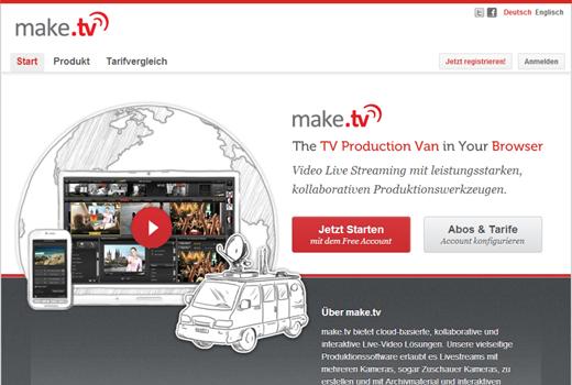 5 neue Deals: make.tv, Phonedeck, The European, audibene, Hellofood