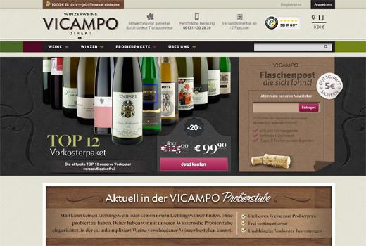 5 neue Deals: Vicampo, Flimmer, Iconicfuture, Virtual Greats, mashero, YD