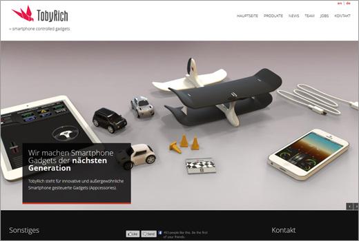 TobyRich transformiert die Begeisterung für ferngesteuerte Spielzeuge ins mobile Zeitalter