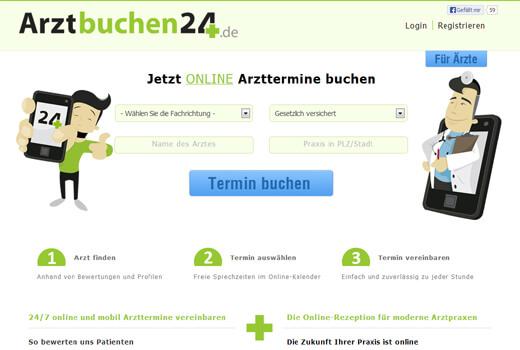 5 neue Deals: Arztbuchen24, Schutzklick, firma.de, testCloud, Payworks