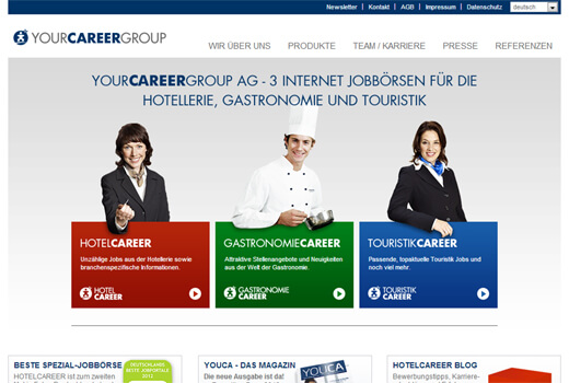 3 neue Deals: YourCareerGroup, Diagnosia, Nodetime
