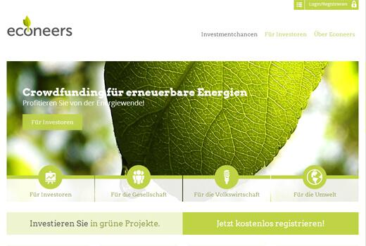 Kurzmitteilungen: Econeers, Comprano.de, Parku, BVDS, GründerGeist