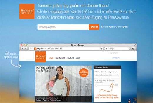 Start-up-Radar: FitnessAvenue