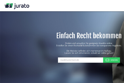 Start-up-Radar: jurato