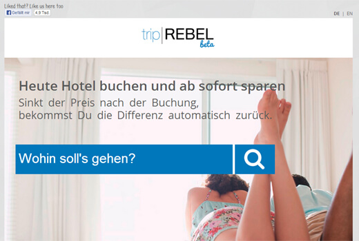 5 neue Start-ups: tripRebel, mybod-e, Croking, Mobile Monsters, ImCheck24