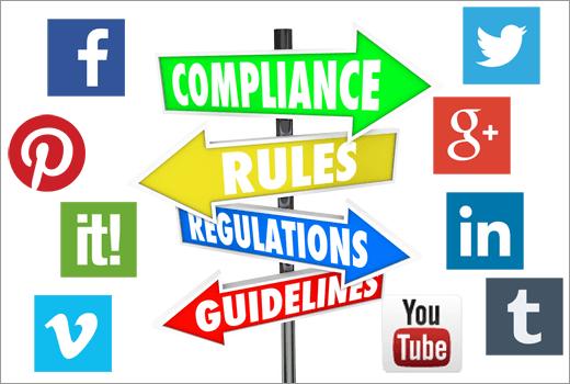 13 Social Media Logos verwenden – aber bitte nur die zur Nutzung genehmigten