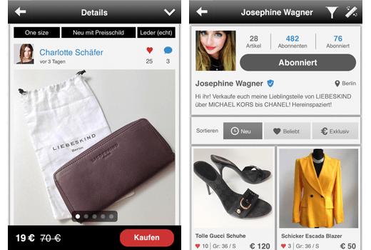 mit trendu designermode kaufen und verkaufen per app deutsche. Black Bedroom Furniture Sets. Home Design Ideas