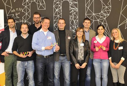 3 neue Start-ups nehmen bei Wayra Platz