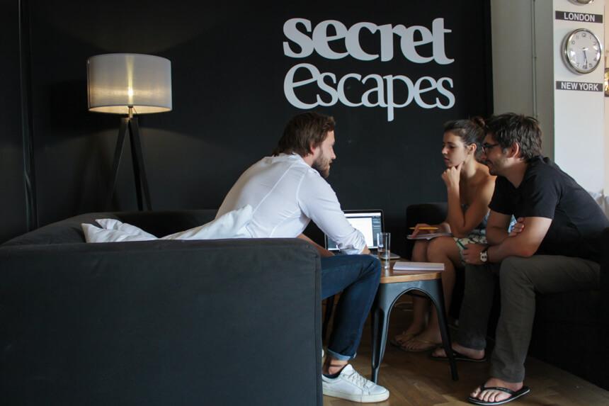 Digitale Leute - Hagen Wolf - Secret Escapes - Das vollständige Team der Abteilung Partnerships bei Secret Escapes.