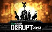 TechCrunch Disrupt Europe 2013