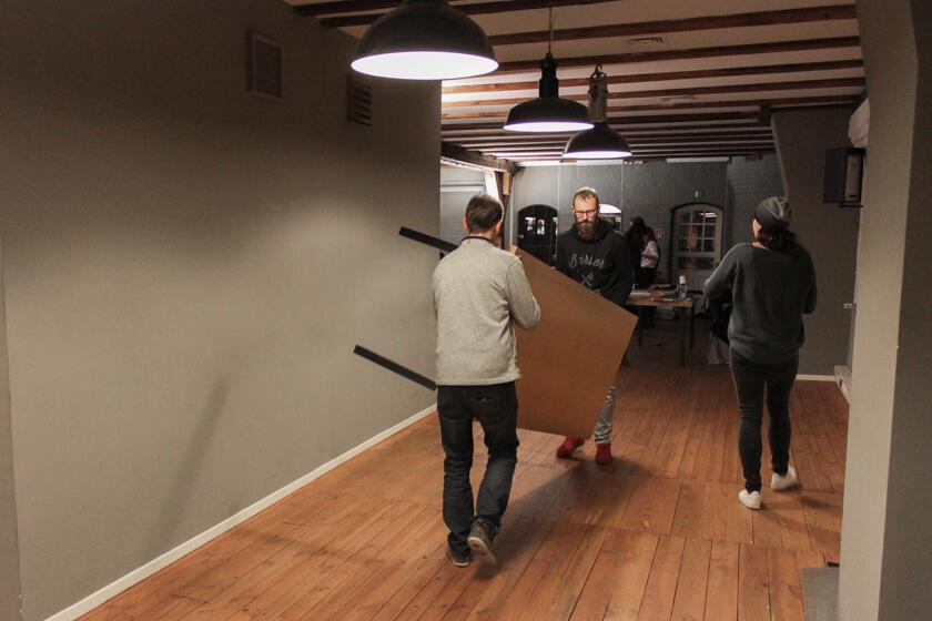 Digitale Leute - Bastian Scherbeck - Kolle Rebbe - Bei Kolle Rebbe packen alle mal an, egal welchen Job oder Titel sie haben.