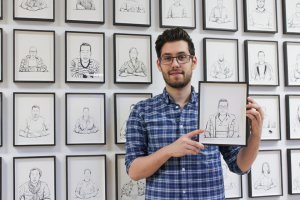 Daniel Luca, UX Designer bei Sipgate