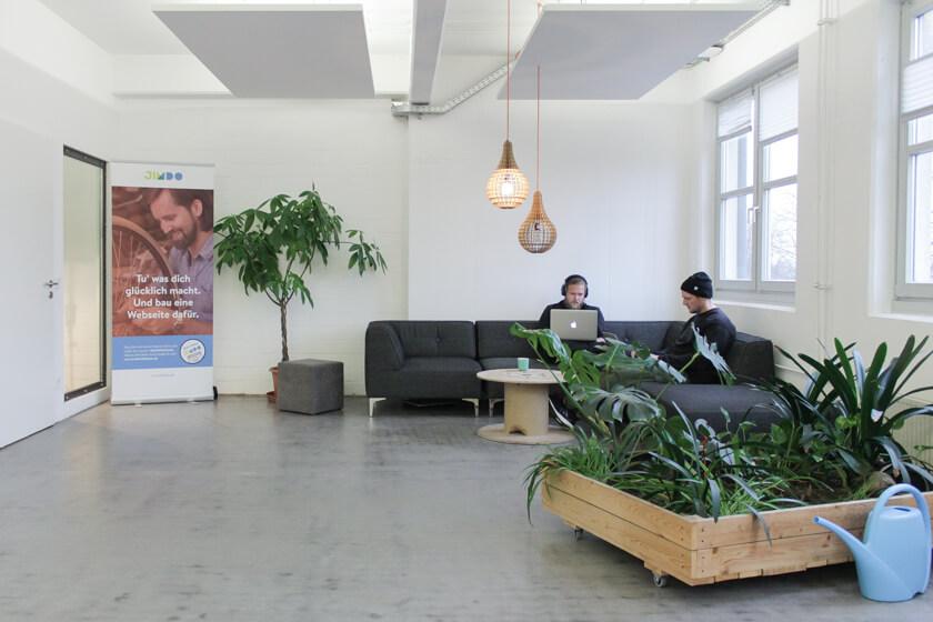 Digitale Leute - Ingo Ellerbusch - Jimdo - Ingo Ellerbusch nutzt gerne die vielfältigen Möglichkeiten bei Jimdo zu arbeiten.