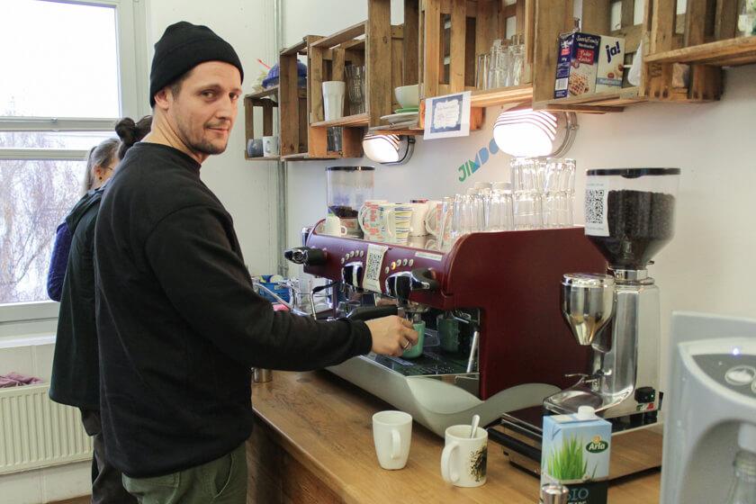 Digitale Leute - Ingo Ellerbusch - Jimdo - Ingo ist seit 2014 bei Jimdo beschäftigt und hat aber zwischenzeitlich eine Pause gemacht.
