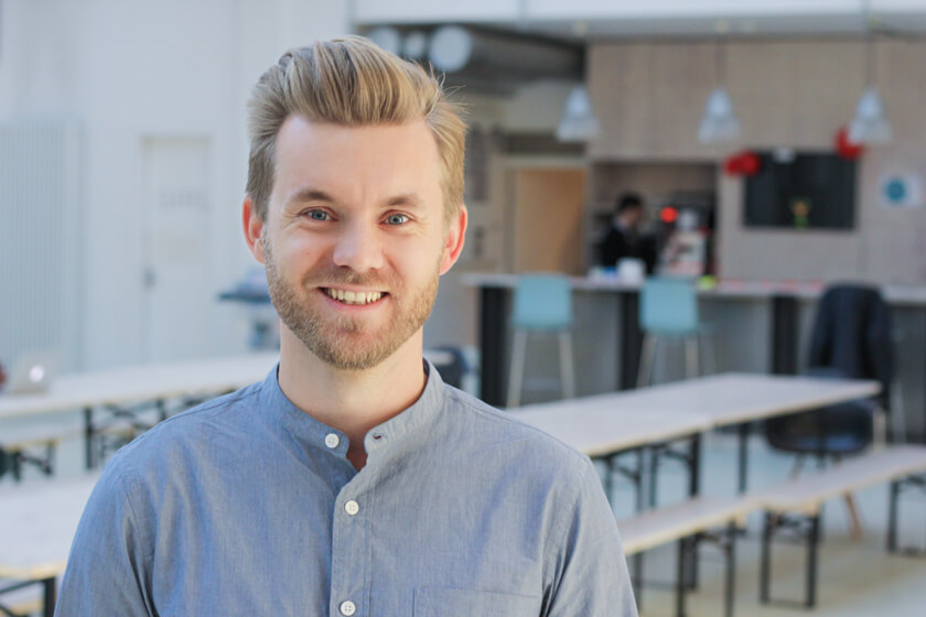 Bernhard Obereder, iOS Developer bei Stylight