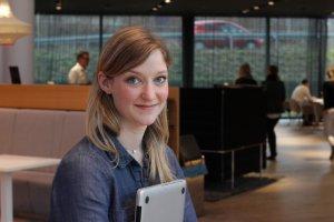 Susanne Persé, UX Designerin bei Vodafone