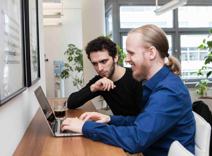 Digitale Leute - Bjarke Walling - Book A Tiger - In Zusammenarbeit mit einem Kollegen.