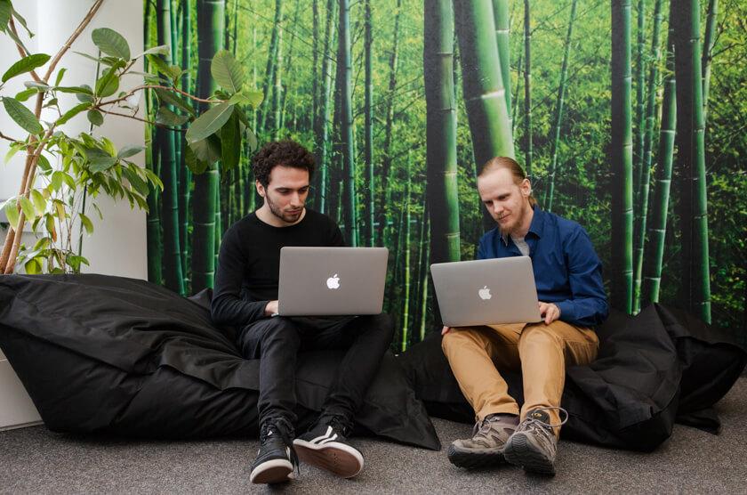 Digitale Leute - Bjarke Walling - Book A Tiger - Bjarke zog es aufgrund seiner Freundin nach Berlin. er bereut es aber nicht.
