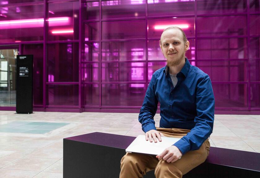 Digitale Leute - Bjarke Walling - Book A Tiger - Das Titelbild zu unserem Interview mit Bjarke Walling.