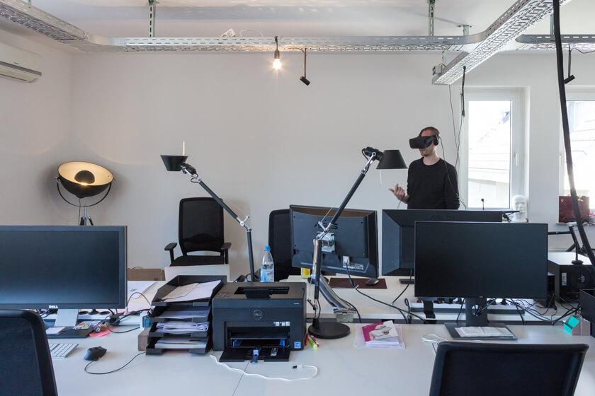 Digitale Leute - Stefan Klefisch - 42dp - Nach dem Studium der allgemeinen Informatik gründete Stefan mit seinem Freund Omid 42dp.