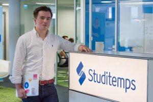 Oliver Pitsch, Senior UX Designer bei Studitemps