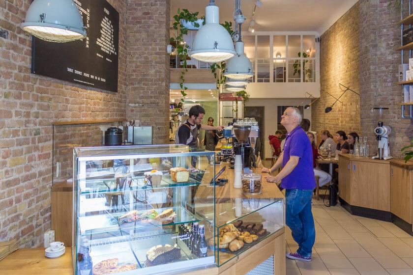 Digitale Leute - Stephan Schmidt - eventsofa - Für das Interview trafen Stephan Schmidt und Thomas Riedel sich in Stephans Libelings-Café in Berlin-Mitte.
