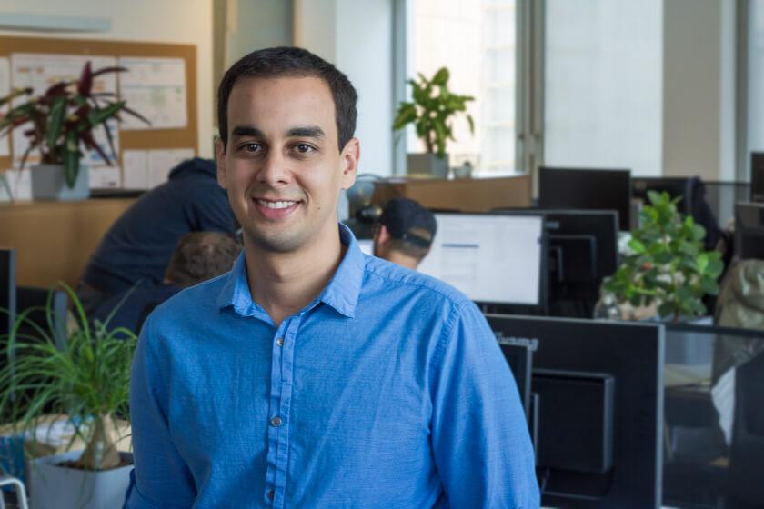 Vitor Fortunato, Senior GIS Analyst bei Homeday