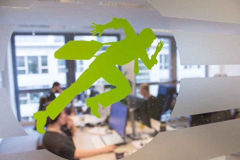 Digitale Leute - André Hoendgen - Justix - Aktuell ist Justix im Coworkingspace und Inkubator Startplatz untergebracht.