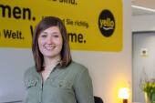 Jessica Hug, Communication Managerin bei Yello