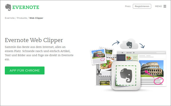 ChromeExtensions-evernote-webclipper