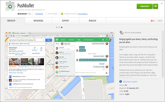 ChromeExtensions-pushbullet