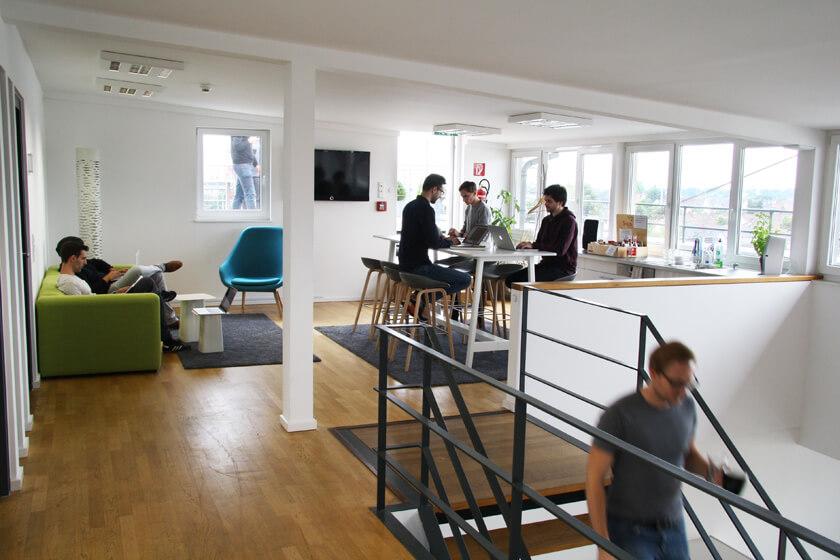 Inside Grandcentrix - Timo Joosten - iOS Developer - Loungiges Arbeiten bei Grandcentrix