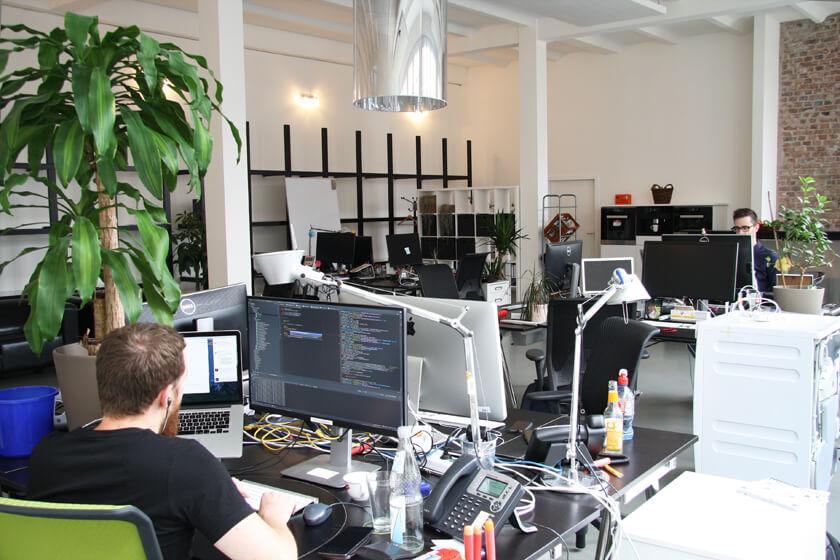 Inside Grandcentrix - Timo Joosten - iOS Developer - das Büro für das Team Miele