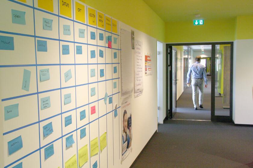 Digitale Leute - Hendrik Neumann - Chefkoch - Wände bei Chefkoch werden genutzt