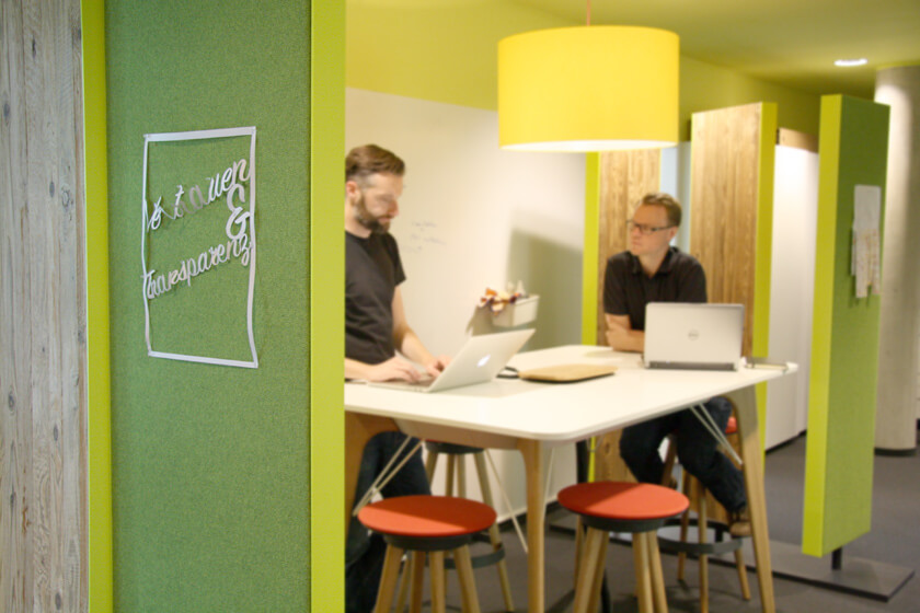 Digitale Leute - Hendrik Neumann - Chefkoch - Vertrauen und Transparenz