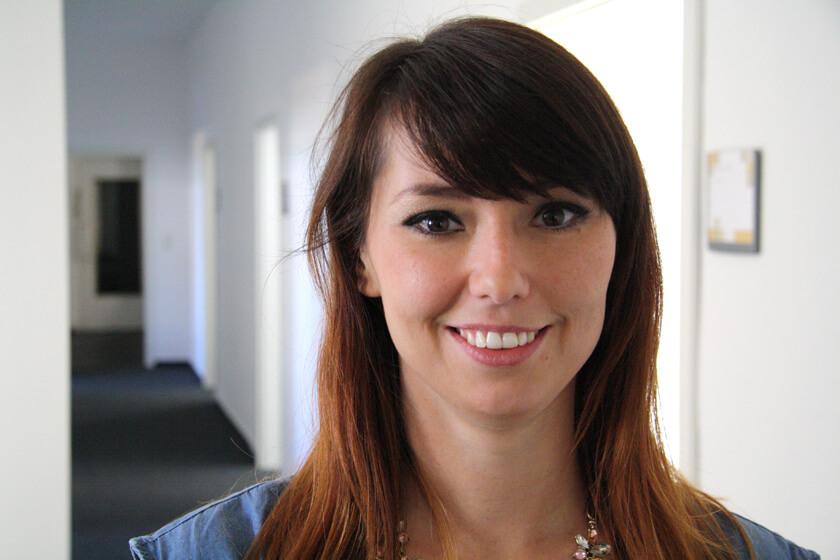 Digitale Leute - Virginia Kalla - employour - Virginia ist seit 2015 Online-Redakteurin bei Employour