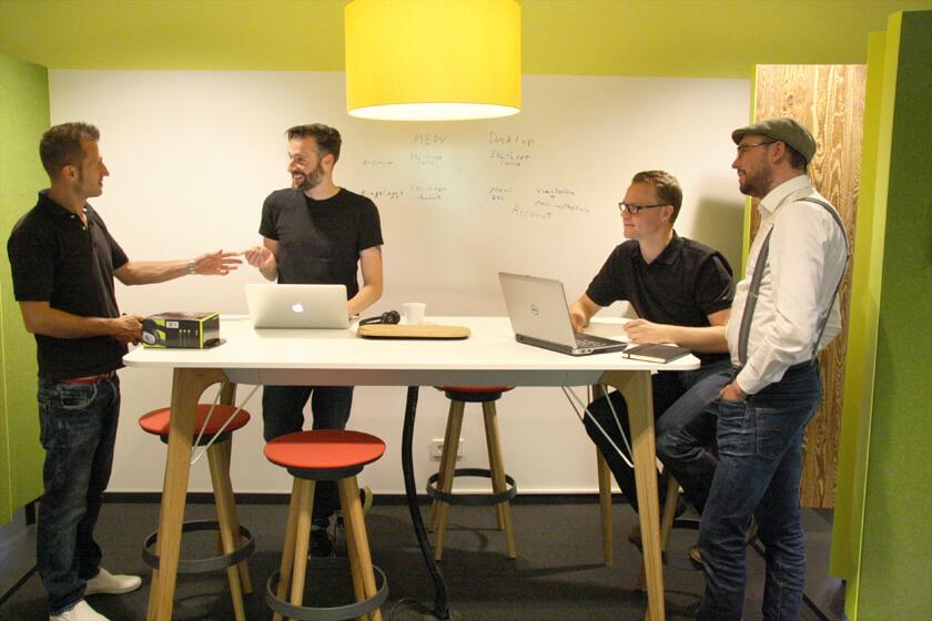 Digitale Leute - Hendrik Neumann - Chefkoch - Entspannt arbeiten