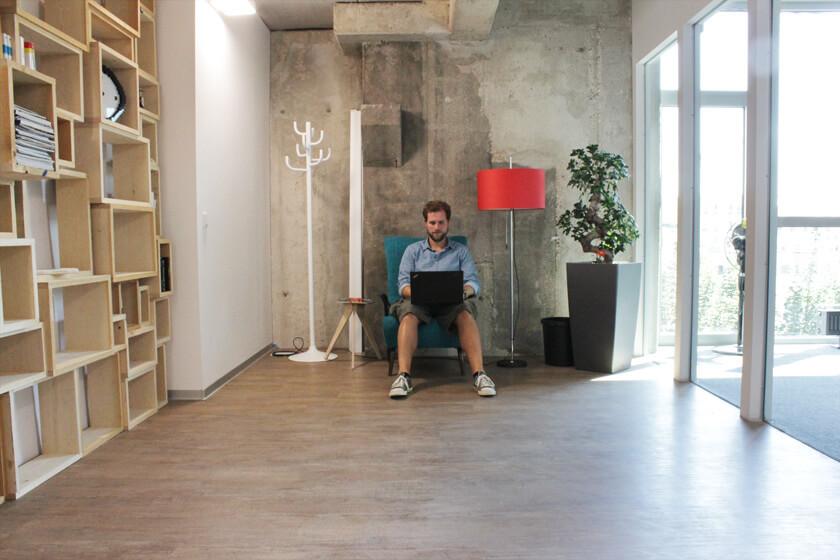 Digitale Leute - Christian Dommers - Eyeo GmbH - Arbeiten ist fast überall möglich