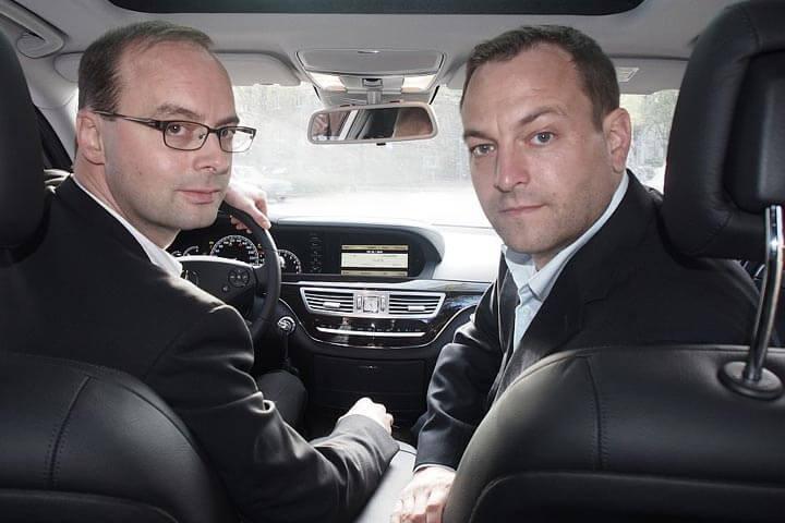 Daimler baut Blacklane in seine Mobilitätsstrategie ein