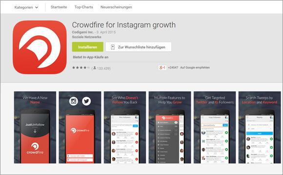 instagram-crowdfire
