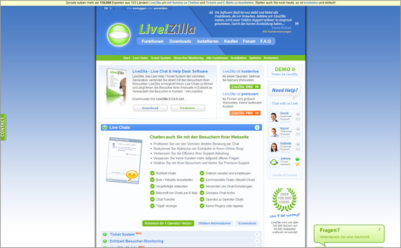 lifechat-livezilla