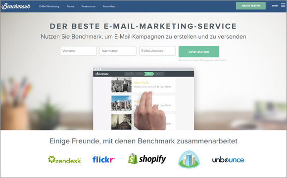newsletterdienste-benchmarkermail