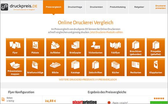 online-druckerei-portal-druckpreis
