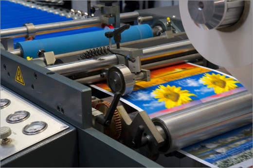 Druckereien, die Visitenkarte und mehr drucken