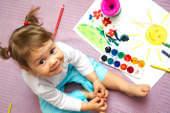 Wenn aus Kinderzeichnungen kleine Kunstwerke werden